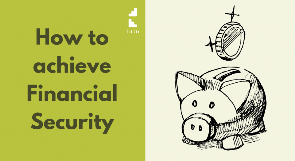 How to Take Control of Your Financial Security