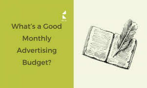 What's a Good Monthly Advertising Budget for an SME?