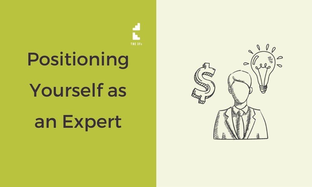 Positioning Yourself as an Expert: Essential to Business?
